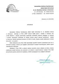 SPP ZOZ w Choroszczy