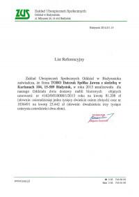 Zakład Ubezpieczeń Społecznych w Białymstoku