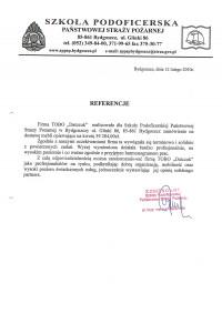 Szkoła Podoficerska Państwowej Straży Pożarnej w Bydgoszczy
