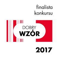 Biurko PIN DESK finalistą konkursu DOBRY WZÓR 2017