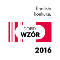 SNABB finalist of the Good Design competition 2016