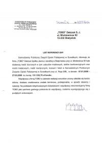 Samodzielny Publiczny Zespół Opieki Paliatywnej w Suwałkach