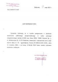Podlaski Urząd Wojewódzki w Bialymstoku
