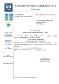 Samodzielny Publiczny Szpital Klinczny w Lublinie