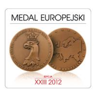 Medal Europejski 2012