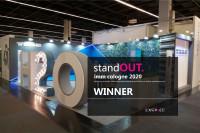 I miejsce za projekt stoiska w konkursie StandOut